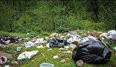 باشگاه خبرنگاران -دپوی زباله در جنگل زیبای گیسوم + فیلم