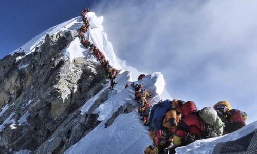 قوانین جدید دولت نپال برای صعودکنندگان اورست