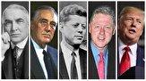 باشگاه خبرنگاران - نگاهی به رسوایی جنسی ۵ رئیسجمهور آمریکا