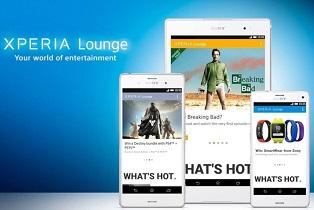 سونی نرمافزار Xperia Lounge را غیر فعال میکند
