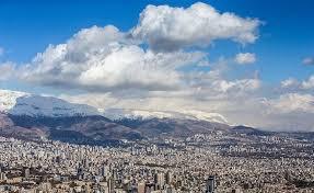 هوای تهران پاک شد