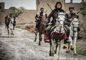 «بانوی سردار» سه شنبه روی آنتن شبکه سه می رود