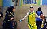 باشگاه خبرنگاران -غلبه تیم دختران بسکتبالیست نوجوان اروند بر تیم یزد