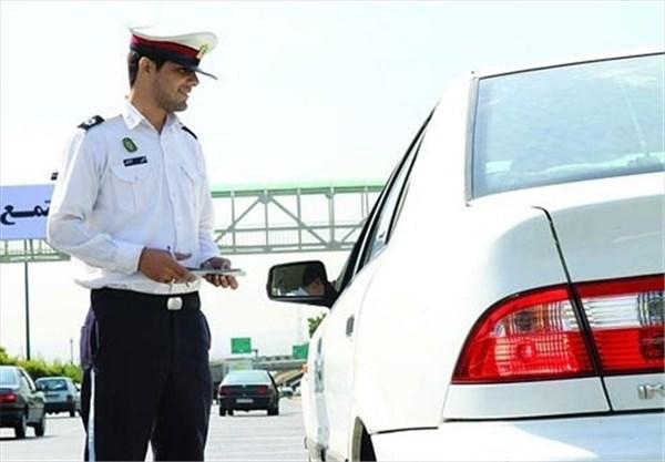 ممنوعیت دودی کردن شیشه خودرو در استان ایلام