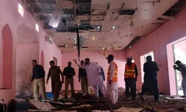 افغانستان حمله تروریستی روز گذشته پاکستان را محکوم کرد