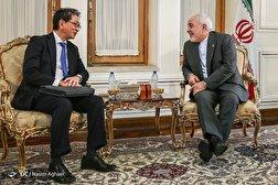 باشگاه خبرنگاران - دیدار معاون وزیر خارجه ژاپن با ظریف