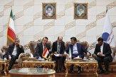 وزیر کشور عراق وارد تهران شد