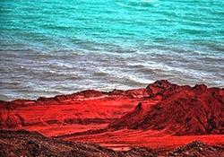 جزیره اسرارآمیزی در ایران که خاکش قابل خوردن است + فیلم