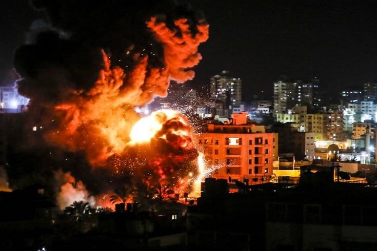 بیت لاهیا و بیت حانون در غزه هدف حمله موشکی ارتش صهیونیستی قرار گرفت