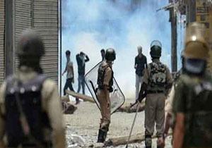 ۶ زخمی در حمله پلیس هند به معترضات لغو خودمختاری کشمیر