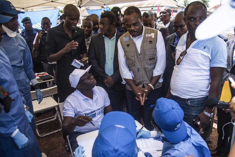 مرگ بیش از ۲۷۰۰ نفر در کنگو به دلیل بیماری سرخک