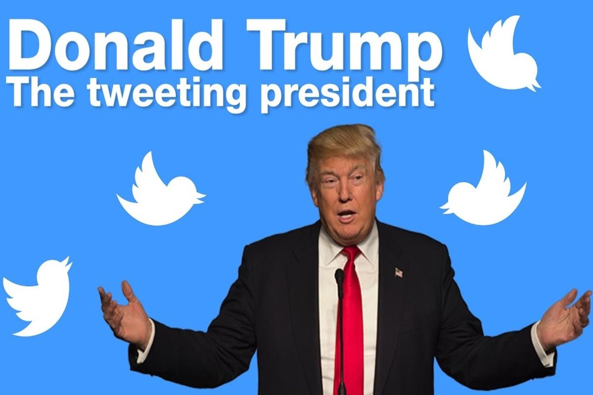 سیانان از درگیری در پورتلند آمریکا به دلیل توئیت ترامپ خبر داد