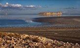 باشگاه خبرنگاران - گرما تراز دریاچه ارومیه را کاهش داد