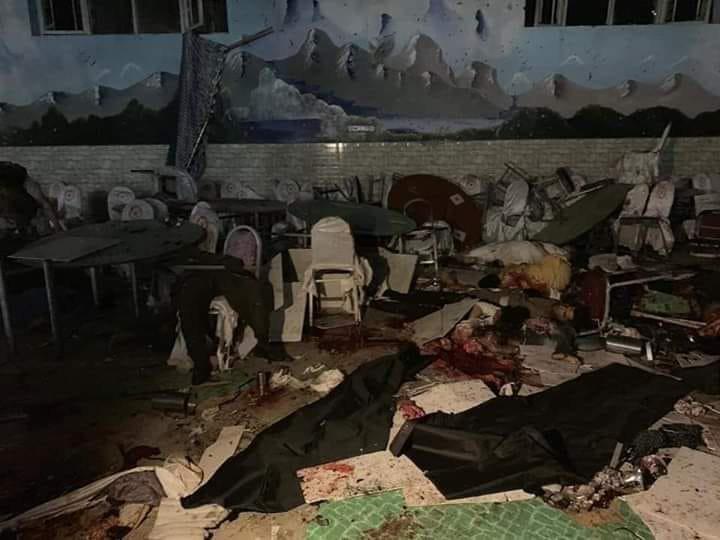 مراسم عروسی در افغانستان با انفجار به عزا تبدیل شد