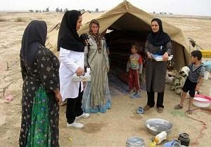 بهره مندی ۷ هزار عشایر استان همدان از خدمات خانه بهداشت سیار