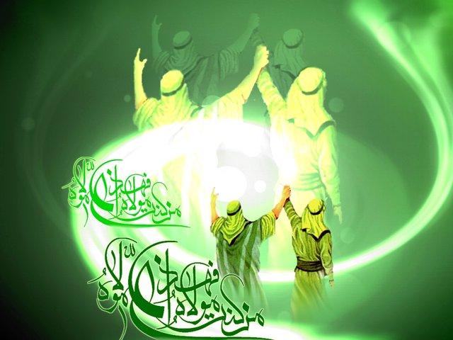 بازسازی واقعه غدیر در هشت نقطه استان کرمانشاه
