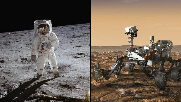 طرح ناسا برای انتقال نمونههای جمع آوری شده از مریخ به زمین