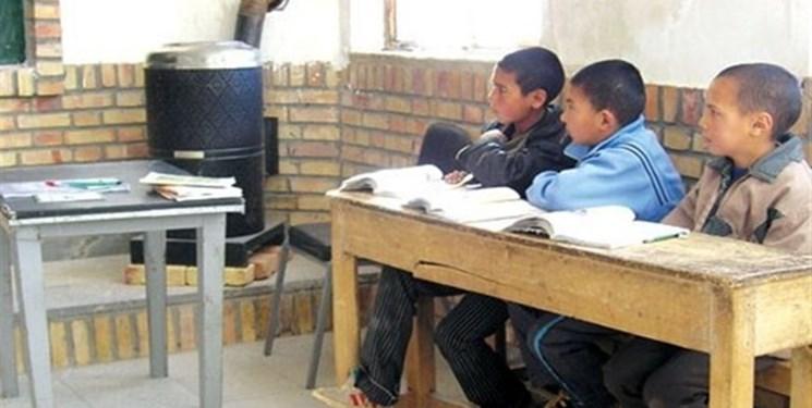 معضل بخاری های نفتی در مدارس بردسکن