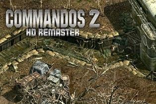 نسخه ریمستر شده بازی Commandos 2 در راه است