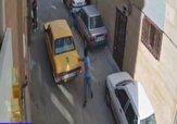 باشگاه خبرنگاران -خفتگیری و سرقت خودرو در روز روشن!  + فیلم