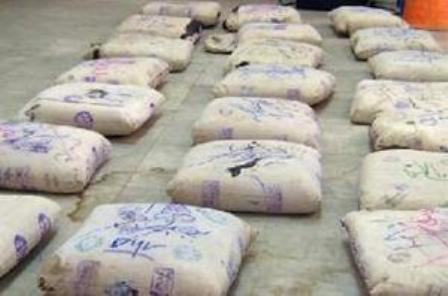 کشف محموله ۲۰۱ کیلویی مواد افیونی در رابر