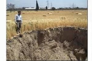 باشگاه خبرنگاران -فرونشست در استان تهران به یک موضوع جدی تبدیل شده است/ ضرورت مدیریت حوزهای منابع آب