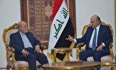 باشگاه خبرنگاران -ارائه گزارش روند توافقات بین ایران و عراق