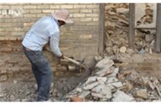 تخریب منازل خود را به این مهندس چلمن بسپارید