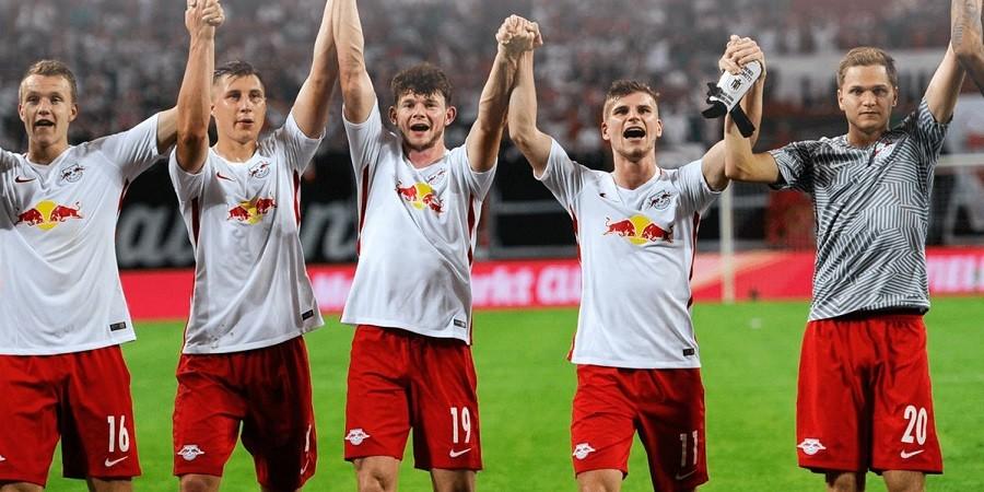 پیروزی پر گل لایپزیش مقابل یونیون برلین
