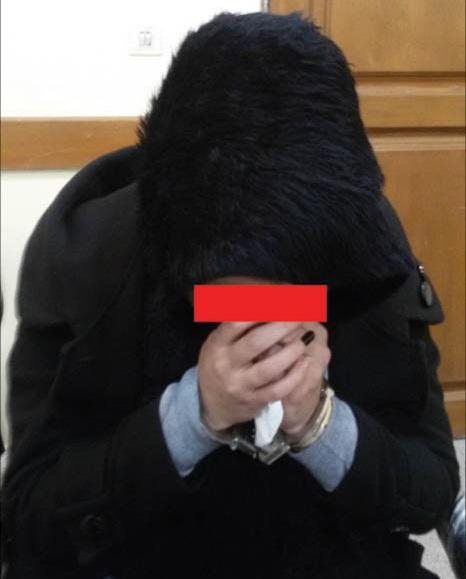 با دستگیری زن خطرناک در فرودگاه راز قتلهای سیانوری فاش شد