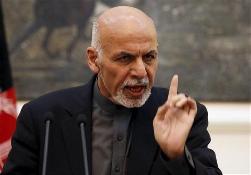 اشرف غنی: اقدامات تروریستی مانع گفتوگو با طالبان میشود