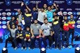 باشگاه خبرنگاران -اظهارات طلاییهای ایران در رقابتهای کشتی فرنگی جوانان جهان