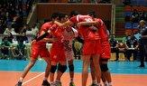 باشگاه خبرنگاران -شکست تیم ملی والیبال نوجوانان ایران مقابل ایتالیا