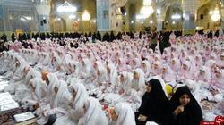 میزبانی آستان قدس رضوی از ۱۲ هزار دانش آموز سراسر کشور