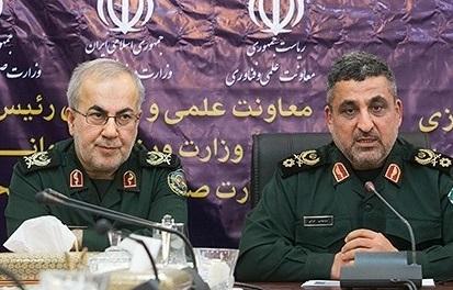 بازید سردار کمالی و سردار فرحی از باشگاه خبرنگاران جوان