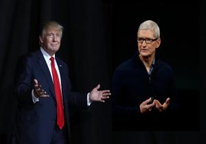 اپل درباره احتمال زیان این شرکت به ترامپ هشدار داد