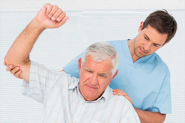 باشگاه خبرنگاران -راهکارهای درمانی دررفتگی مفصل شانه