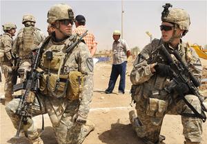 عضو شورای سیاسی جنبش النجباء: نیروهای آمریکایی باید هرچه سریعتر از عراق خارج شوند
