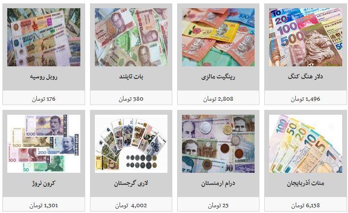 جدیدترین نرخ فروش ارزهای مسافرتی در صرافی ها/ دلار به قیمت ۱۱ هزار و ۷۰۰ تومان رسید