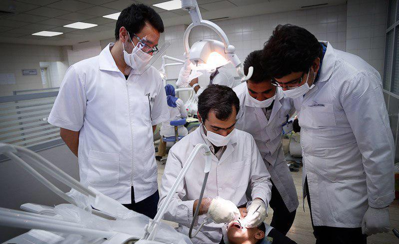 طرح دو فوریتی افزایش ظرفیت پزشکی در صحن مجلس