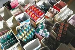 کشف بیش از دو هزار دارو غیرمجاز در ابهر