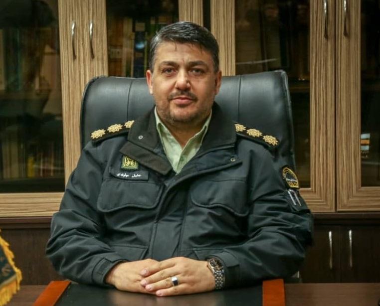 ///// با تایید آقای عابد منتشر شود////شهروندان همیار پلیس باشند/ کاهش ۵ درصدی سرقت در پایتخت