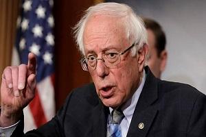 برنی سندرز: اگر رئیسجمهور شوم با نژادپرستی میجنگم