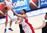 باشگاه خبرنگاران -حسن زاده: جواب کری خوانی بازیکن تونس را در زمین میدهیم/ بسکتبالیستهای ایرانی، فقط تجربه شان از اروپاییها کمتر است
