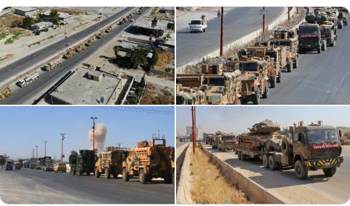ورود ارتش سوریه به شهر خان شیخون بعد از ۵ سال
