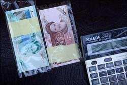 ضعف تامین پول نو در عید غدیر امسال / سود ۳۰ تا ۳۵ هزار تومانی دلالان در فروش پول نو!