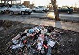 باشگاه خبرنگاران -زبالههایی که در خیابان رها میشوند + فیلم