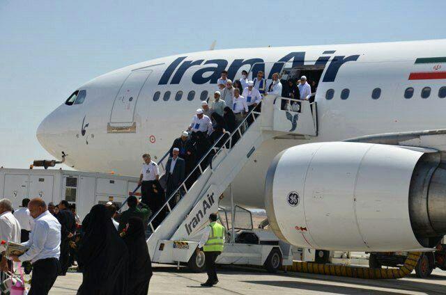 ۱۰ هزار زائر خانه خدا وارد کشور شدند/ مدینه، مبدا عمده پروازهای حجاج