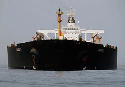 سوپر نفتکشی که با قدرتی بیش از پیش دل به دریا زد + فیلم