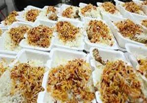 پخت و توزیع ۲۰هزار پرس غذای گرم در گنبدکاووس